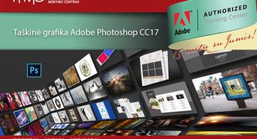 Taškinė grafika Adobe Photoshop (I lygis)