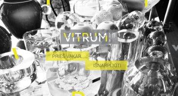 Vitrum Balticum'17: Prieš vakar. Išnarplioti / Before yesterday