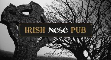 Švęsk Helovyną airiškai