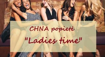"""piešimo su CHNA mokymai  """"Ladies time"""""""