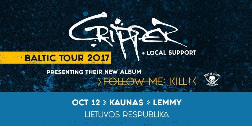 Cripper Baltic Tour 2017