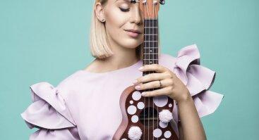 Monika, cinamonas & ukulelės