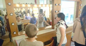 Dieninė stovykla - RUDUO Teatre