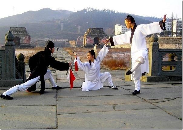 Wudang taichi - naujos grupės