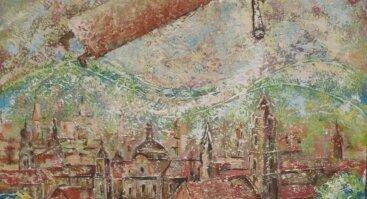 Romo Žmuidzinavičiaus tapybos darbų paroda