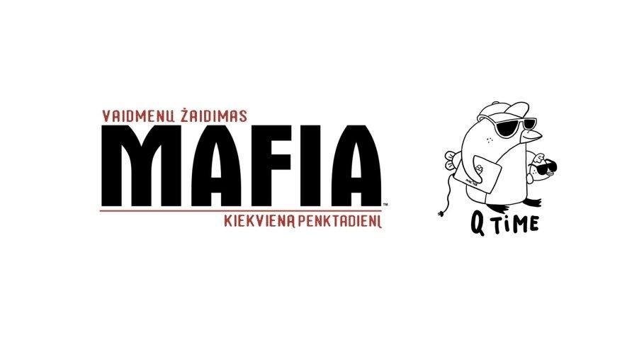 Žaidimas Mafija