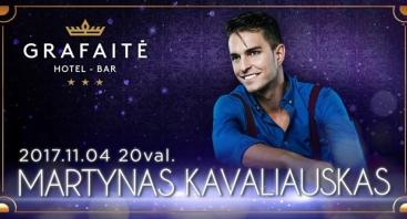 Martyno Kavaliausko koncertas