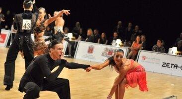 """XVII Tarptautinis sportinių šokių festivalis """"Lithuanian Open 2017"""""""