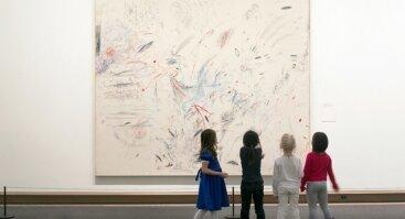"""Kūrybinė ekskursija vaikams """"Atradimai Kauno senamiesčio galerijose"""""""