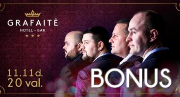 Grupės BONUS koncertas