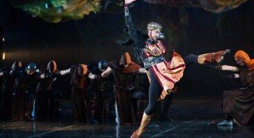 """Premjera! Baletas """"Vytautas"""""""