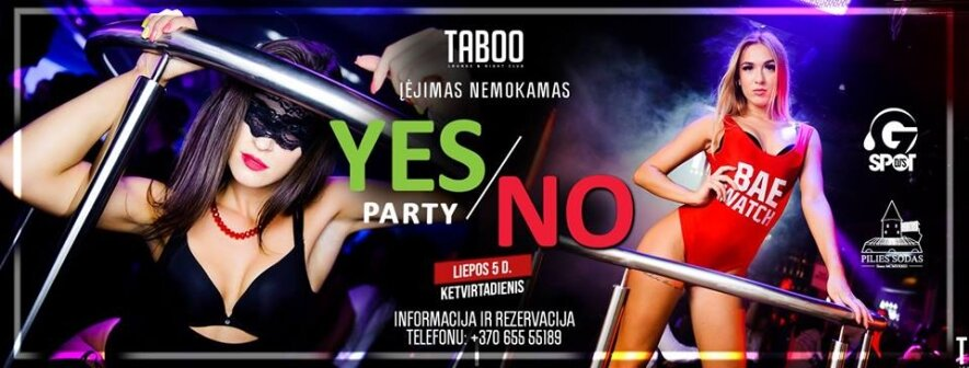 Yes No Party