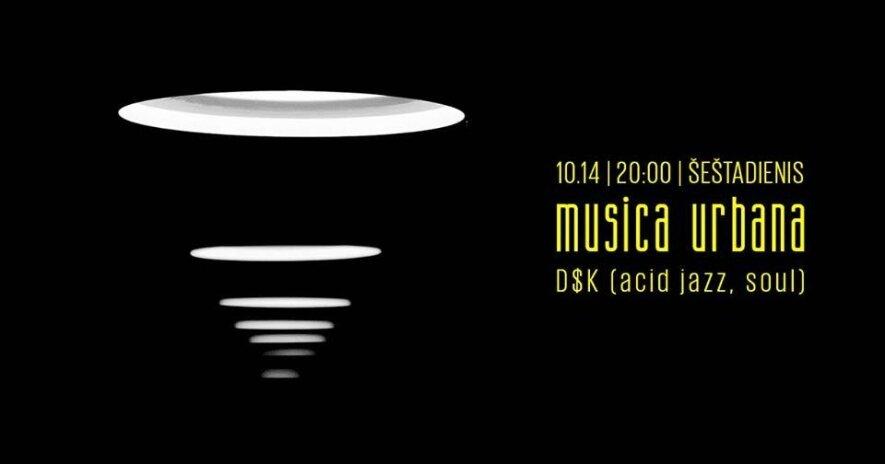 Musica Urbana: Dj B$K