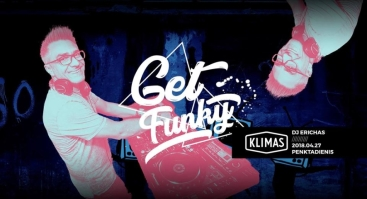 Get Funky with Erichas