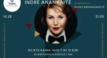 INDRĖ ANANKAITĖ