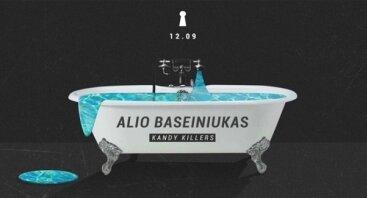 Alio baseiniukas