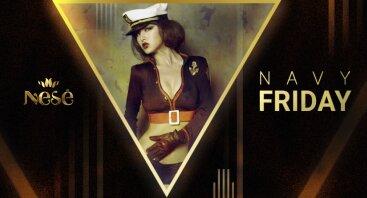 Navy Friday