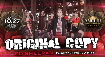 Ed Sheeran Tribute & World Hits