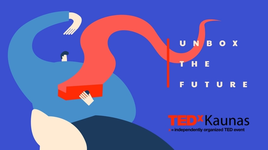 TEDxKaunas 2017: Unbox the future