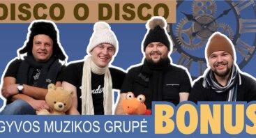 Naujųjų Metų sutikimas su gyvo garso grupe BONUS. DISCO stilius