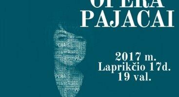 """Opera """"Pajacai"""""""