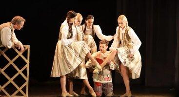 """A.Bražinsko 2-jų dalių miuziklas """"Šnekučiai"""""""