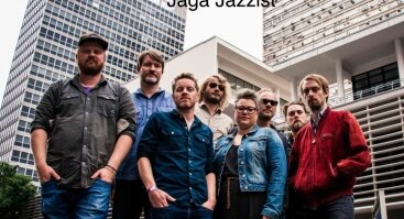 GET THE BLESSING (GB), JAGA JAZZIST (NO)