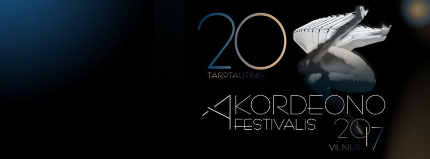 XX tarptautinis akordeono festivalis