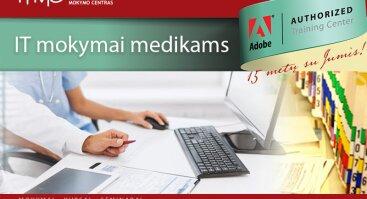 IT medikams (darbo kompiuteriu pagrindai)