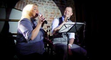 Muzikinis vakaras su Linu Lapėnu ir Rasa Doniela