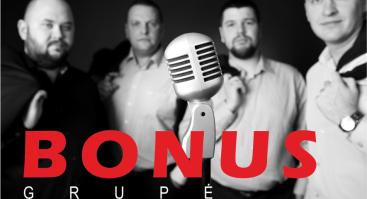 Groja gyvos muzikos grupė BONUS