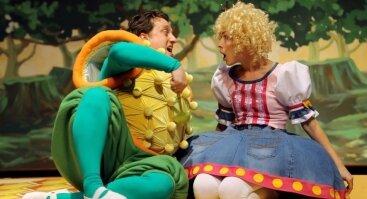 """Paskutinį kartą teatro scenoje spektaklis vaikams! """"NUTIKIMAI SMALIŽIŲ ŠALYJE"""""""