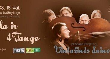 Neda ir 4 Tango