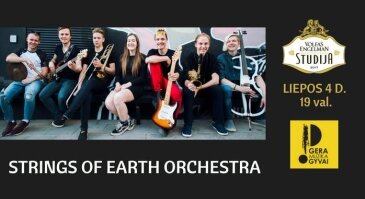 Strings of Earth Orchestra koncertas