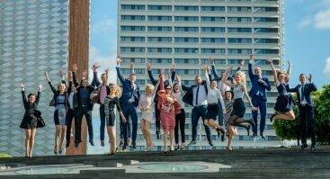 Transliacija Internetu: Karjeros ir galimybių su M Capital pristatymas