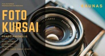 Intensyvūs praktiniai motyvaciniai fotografijos kursai ŠIAULIUOSE