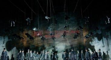 """Opera """"Kapulečiai ir Montekiai"""""""