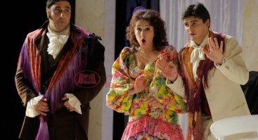 """Opera """"Sevilijos kirpėjas"""""""