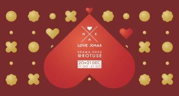 """Kalėdinių dovanų festivalis """"LoveXmas"""""""