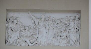 """Ekskursija """"Vilniaus Katedros požemiai,  Katedra, Katedros aikštė"""""""