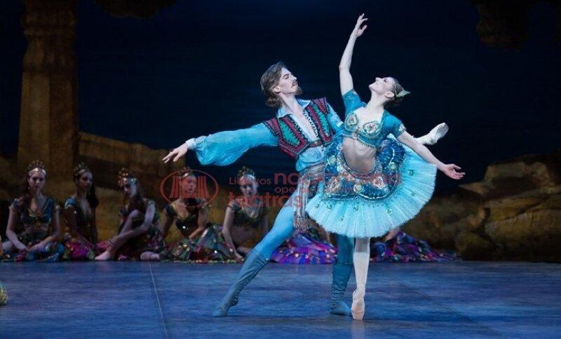 """Baletas """"Korsaras"""""""