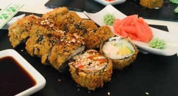 SUSHI Gaminimo Kursai ŠIAULIUOSE