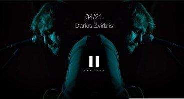 Darius Žvirblis gyvai