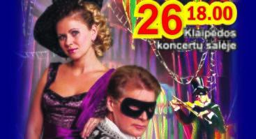 """Sankt Peterburgo I. Kalmano operetė """"Misteris X"""""""