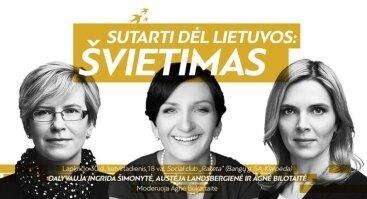 Sutarti dėl Lietuvos: švietimas