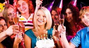 Lapkritį gimusių gimtadienio vakarėlis