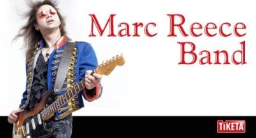 "MARC REECE BAND ""Let It Burn"""