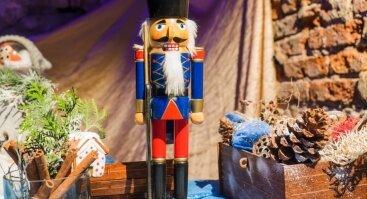 """Kalėdinis dienos nuotykis su spektakliu """"Spragtukas"""""""
