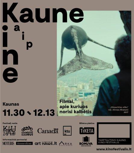 10-asis Tarptautinis Kauno kino festivalis