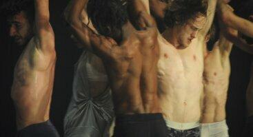"Naujasis Baltijos šokis'18: Alain Platel ""Nicht schlafen"" (Belgija)"